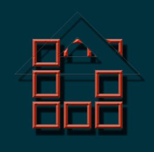 9 square logo